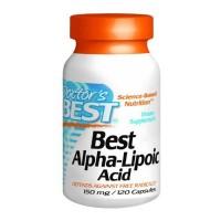 Best Alpha-Lipoic Acid 150мг (120капс)