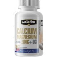 Calcium Magnesium Zinc+D3 (90таб)