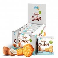 Протеиновое печенье Solvie кокосовое с кокосовой стружкой (50г)