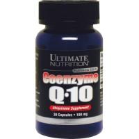 Coenzyme Q10 100% Premium 100mg (30капс)