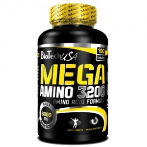 Mega Amino 3200 (100таб)