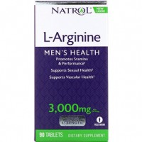 l-arginine mens health 3000 mg (90таб)